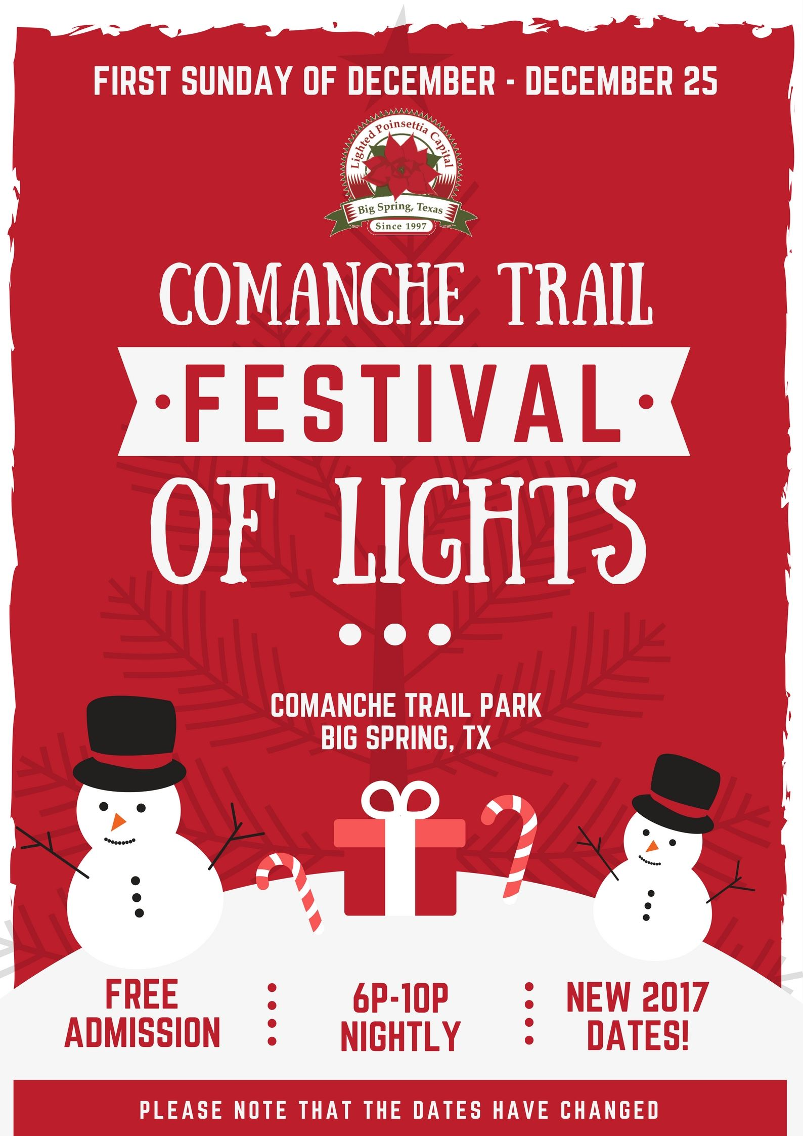 Comanche Trail Festival of Lights (1)